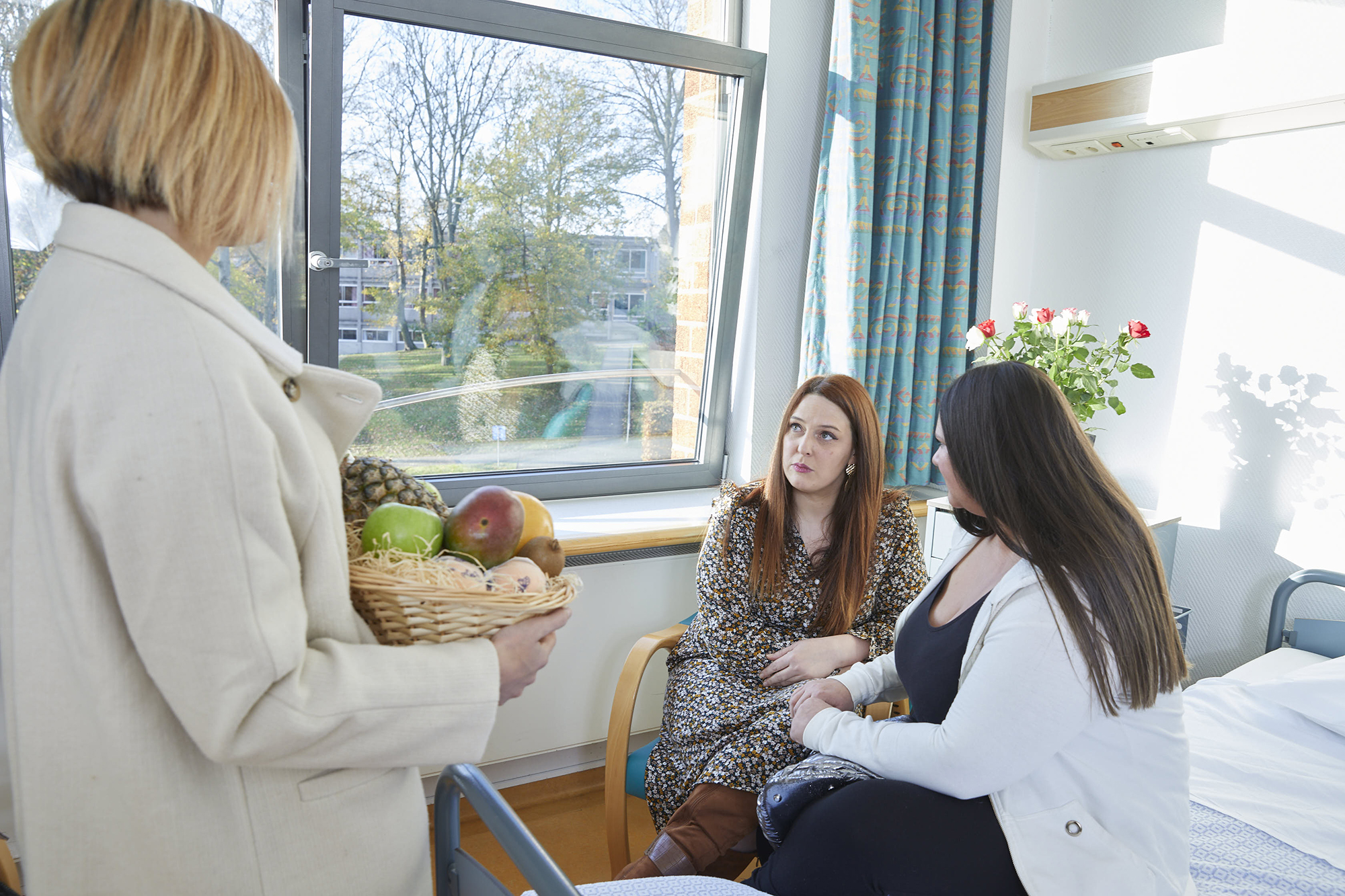 Rendre visite à un patient - CNDA Hôpital Liège
